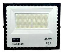 MINI REFLETOR FLOODLIGHT 400w IP67 BRANCO FRIO 6500K - Jortan