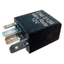Mini relé controle ar condicionado ventilador radiador 4 terminais 12v 30/20a 2 largos com s - Dni