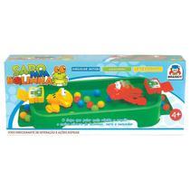 Mini sapo papa bolinha 5907 - Braskit