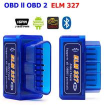 Mini Scanner Para Carros Obd2 Bluetooth V2.1 Elm327 Android - Mr Vendas
