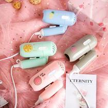 Mini secador de cabelo dobrável -