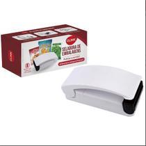 Mini Selador Sacos Plásticos Portátil Embalagens - Clink -