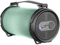 Mini Speaker Bluetooth Lenoxx Boom Led 40W - Caixa Acústica Iluminação LED