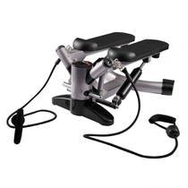 Mini Stepper Simulador de Caminhada com 2 Extensores e Display Lcd  Liveup -