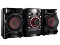Mini System 1 CD 180W RMS - MP3 USB e Auxiliar - CM4330 LG