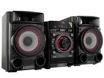 Mini System 1 CD 300W RMS - MP3 USB e Auxiliar - CM4430 LG