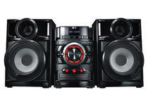 Mini System 260W RMS Função MP3 Dual USB - CM4420 - LG