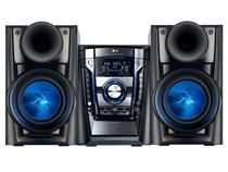 Mini System 3 Cds 560 Watts RMS MP3 Função USB Rec - MCD605 - LG