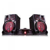 Mini System CM9960 4100W RMS USB/MP3/Bluetooth Preto - LG
