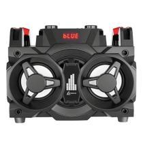 Mini System Lenoxx Bluetooth USB 150W MP3 MS 8600 -