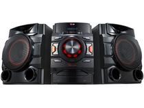 Mini System LG 1 CD 2 Caixas Acústicas 520W RMS - MP3 USB Direct - CM4640