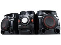 Mini System LG 2 Caixas 440W RMS Bluetooth - MP3 Conexão USB - CM4450