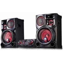 Mini system lg 2700w bluetooth cd usb - cj98.abrallk -  / 2 -