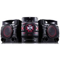 Mini System LG 440W CM4460 Multi Bluetooth USB MP3 -