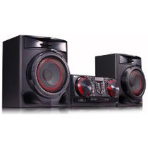Mini system lg 440w rms bluetooth - cj44.abrallk -