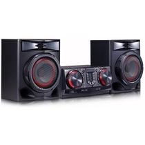 Mini system lg 440w rms bluetooth - cj44.abrallk -