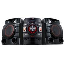 Mini System LG 520W USB MP3 Bluetooth - CM4640 -