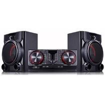 Mini SYSTEM LG 810W RMS Bluetooth - CJ65.ABRALLK -