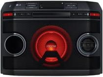 Mini System LG Bluetooth 220W CD Player Karaokê - AM/FM USB Torrre OL45 Xboom