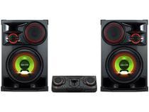 Mini System LG Bluetooth 3500W CD Player AM/FM - USB X Boom CL98