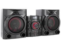 Mini System LG Bluetooth USB MP3 620W Karaokê - CM5660