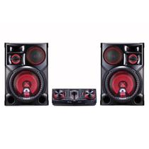 Mini System LG CJ98, XBoom Multi Bluetooth, USB, Wireless, 2700W RMS - Bivolt