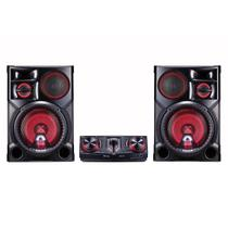 Mini System LG CJ98, XBoom Multi Bluetooth, USB, Wireless, 2700W RMS - Bivolt -