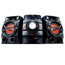 Mini System LG CM4350 com MP3, Multi Bluetooth e Dual USB 220W - Bivolt -