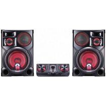 Mini System LG Loudr CJ98 - HiFi/Bluetooth+USB/CD-R/DJ/3500W RMS - 110V - Buybox
