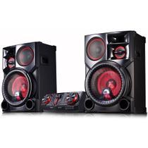 Mini System LG X Boom Bluetooth CD USB CJ98 2700W -