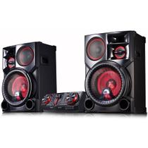 Mini System LG X Boom Bluetooth CD USB CJ98 2700W -