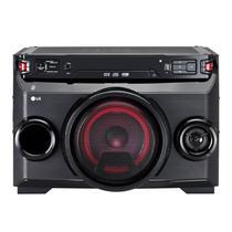 Mini System LG X Boom Festa OM4560 200W RMS Preto Multi Bluetooth -