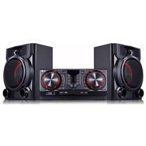 Mini System LG X Boom RMS Bluetooth 810W CJ65 -