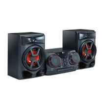 Mini System LG XBOOM CK43, Bluetooth, 2 USB, Sound Sync, Wireless, 220W RMS - Bivolt -