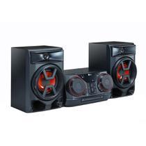 Mini System LG XBOOM CK43, Bluetooth, 2 USB, Sound Sync, Wireless, 220W RMS - Bivolt -