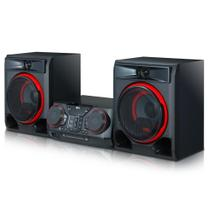 Mini System LG XBOOM CK56 620W RMS Bluetooth / USB Preto -