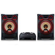 Mini System LG XBOOM CK99, USB, MP3, Multi Bluetooth, 4100W - Bivolt