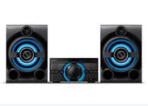 Mini System MHC-M60D com DVD integrado, conexão HDMI ARC, Efeitos de DJ,  Karaokê  e 1600 W RMS M60D - Sony