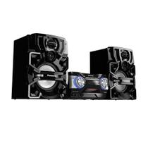 Mini System Panasonic 1800w Bluetooth CD USB AKX700LBK