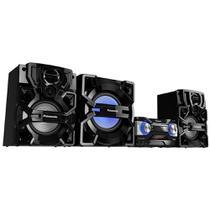 Mini System Panasonic 1800W BLUETOOTH CD USB SC-AKX880LBK - Panasonic (Audio Video)