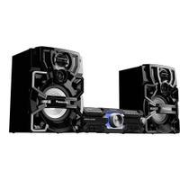 Mini System Panasonic 1800w Usb Mp3 Bluetooth Sc-akx730lbk -