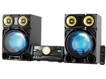Mini System Philco Bluetooth USB MP3 CD Player - Rádio AM/FM 1600w 2 Caixas PH1800BT