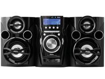 Mini System Philco Bluetooth USB MP3 CD Player - Rádio FM 200W PH260BT
