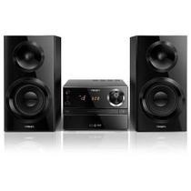 Mini System Philips BTM2360/55 Bluetooth/MP3/USB/Rádio FM Bivolt - Preto.