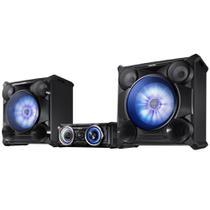 Mini System Samsung 2200W Rms CD MP3 USB - MX-FS8000ZD - Samsung Audio E Video