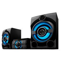 Mini System Sony Bluetooth USB Radio FM DVD 1600W RMS MHC-M60D