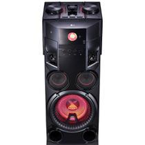 Mini System Torre 1000w Usb Mp3 Bluetooth Om7560 - Lg -