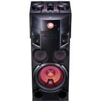 Mini System Torre LG 1000w USB MP3 Bluetooth OM7560 -