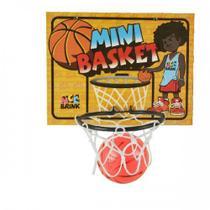 Mini tabela de basquete com bola - Mcc brink