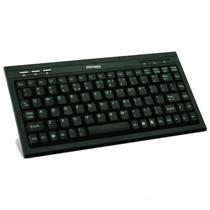 Mini Teclado Maxprint Multimidia Slim Usb Preto